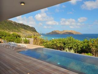 Located hillside offering stunning views of the Anse de Lezards Bay WV ABS - Anse Des Cayes vacation rentals