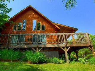 Four Seasons Log Cabin in Rural Vermont - Northfield vacation rentals