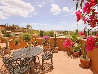 4 BR Roof-Top Paradise, Scooter and ATV included! - San Miguel de Allende vacation rentals