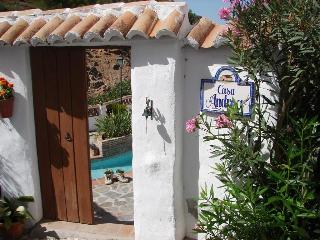 Very charming village house with privat pool - Frigiliana vacation rentals