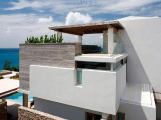 Ani North at Little Bay, Anguilla - Ocean View, Amazing Sunset Views, Stair Atrium With Massive Skylight Above And Water Feature - Crocus Hill vacation rentals