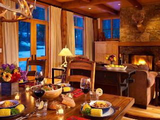 Charming 4 bedroom Teton Village House with Deck - Teton Village vacation rentals