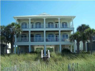 Perfect 4 bedroom House in Mexico Beach with Deck - Mexico Beach vacation rentals