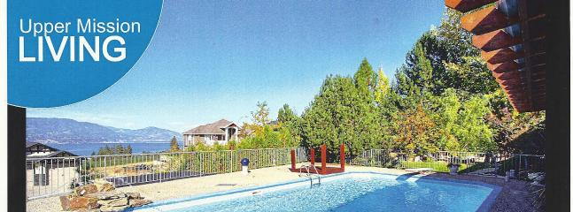 Salt water Pool - Luxury Pool Side Home- beside wineries - Kelowna - rentals