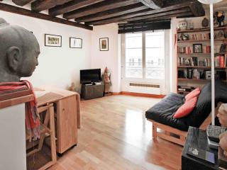 Flat for 3 Marais Carreau du Temple - Paris centre - Paris vacation rentals