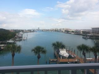 Dockside Condos 403 | Private Balcony View of Gulf - Clearwater vacation rentals
