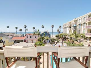 Whitewater Beach views from 1 BR Beachfront Condo. - Oceanside vacation rentals