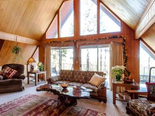 Discover Peaceful Private Lodge w/ views of Forest - Nevada City vacation rentals