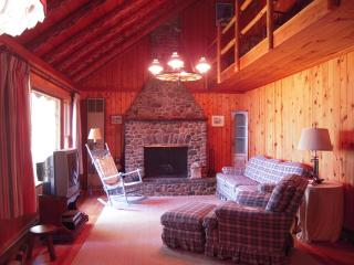 4 Bedroom Lake Front Cabin in White Mts of NH - Piermont vacation rentals