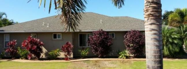side view of house - Cajudoy's Hale - Permit # STKM  2O13-0018 - Kihei - rentals