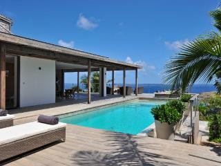 Casa Tigre at Vitet, St. Barth - Ocean and Lagoon View, Contemporary - Vitet vacation rentals