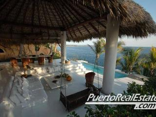 Casa Chantal - 3BR Oceanfront Rental - Mexican Riviera-Pacific Coast vacation rentals