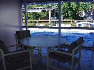 Water front FMB #1, dock, pool, 1 block to beach - Fort Myers Beach vacation rentals