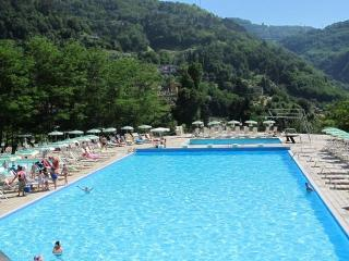 One bedroom Villa apt 30 min from Lucca, Tuscany - Bagni Di Lucca vacation rentals