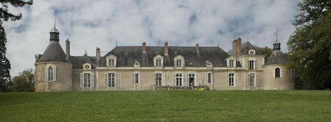 East wing - Chateau de La Noue near Tours and Amboise - La Ferriere - rentals