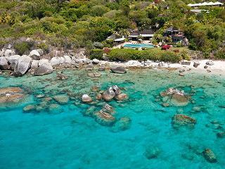 Villa Sol Y Sombra 4 Bedroom SPECIAL OFFER - Little Trunk Bay vacation rentals