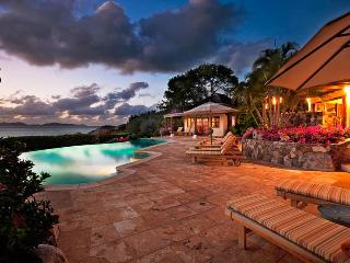 Bright Virgin Gorda Villa rental with DVD Player - Virgin Gorda vacation rentals