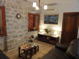 Green Lagoon Apartment with private beach - Gruda vacation rentals