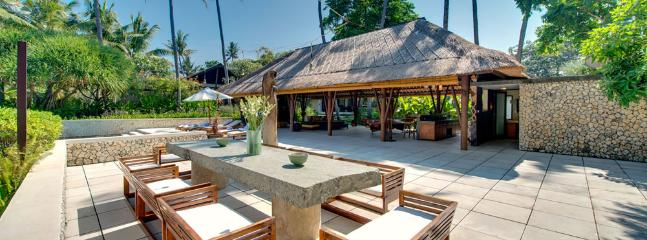Samadhana - alfresco dining - Villa Samadhana - an elite haven - Ketewel - rentals