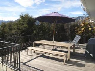 4 bedroom House with Deck in Lake Hawea - Lake Hawea vacation rentals