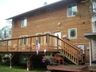 Perfect Bed and Breakfast with Deck and Internet Access - Clam Gulch vacation rentals