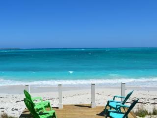 NEMO HOUSE - Beachfront - 4 couples/2 families ! - Great Exuma vacation rentals