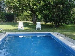 Nice Villa with Central Heating and Television - Sant Pere de Riudebitlles vacation rentals