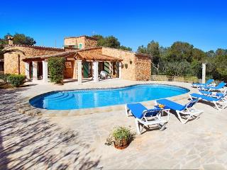 Sanchez - Cala Mondrago vacation rentals
