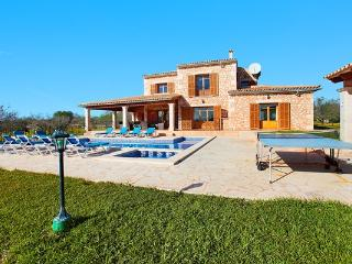 6 bedroom Villa in Calonge, Cala Dor, Mallorca : ref 2105880 - Calonge vacation rentals