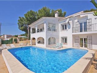 6 bedroom Villa in Moraira, Costa Blanca, Spain : ref 2061539 - Benitachell vacation rentals