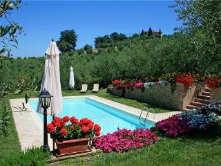 2 bedroom Villa in San Gimignano, Tuscany, Italy : ref 2061362 - Certaldo vacation rentals