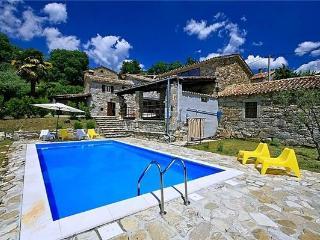 3 bedroom Villa in Buzet, Istria, Krpani, Croatia : ref 2064506 - Cerovlje vacation rentals