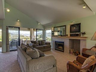 Stylish Wapato Point Halmalka Condo #508A with Sweeping Lake Views - Manson vacation rentals