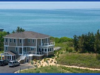 Truro Stunning Waterview 3-story Vacation Home with Private Beach! - Cape Cod vacation rentals