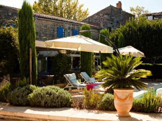 Morris Vacation Rental with a Pool and Garden, Provence - Paradou vacation rentals