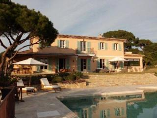 Tahiti, Gorgeous 6 Bedroom Villa Rental, French Riviera - Ramatuelle vacation rentals