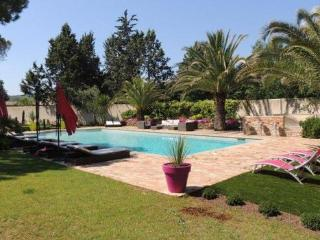 Vignes Gassin Villa, 5 Bedroom Home with a Garden and Pool - Gassin vacation rentals