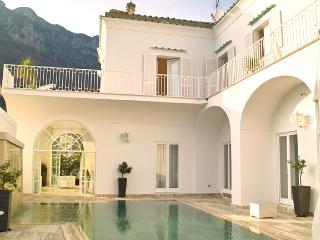 3 bedroom House with Private Outdoor Pool in Positano - Positano vacation rentals