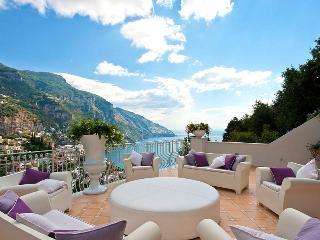 Perfect 6 bedroom House in Positano - Positano vacation rentals
