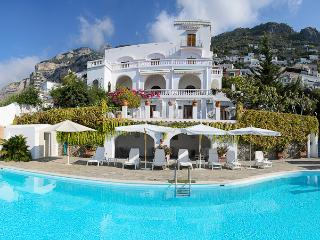 8 bedroom House with Private Outdoor Pool in Praiano - Praiano vacation rentals