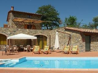 Lovely 4 bedroom House in Castellina In Chianti with Private Outdoor Pool - Castellina In Chianti vacation rentals