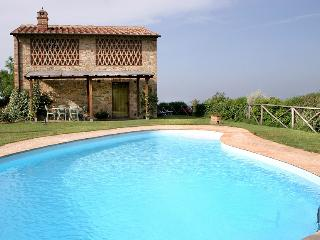 3 bedroom House with Private Outdoor Pool in Montaione - Montaione vacation rentals