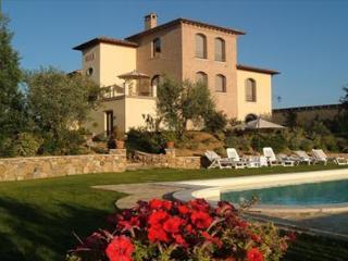 Lovely 3 bedroom Montepulciano Villa with Internet Access - Montepulciano vacation rentals