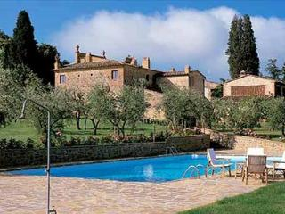 Comfortable 7 bedroom Villa in Tavarnelle Val di Pesa - Tavarnelle Val di Pesa vacation rentals