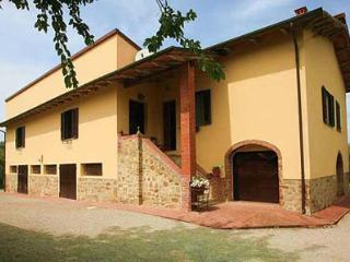 4 bedroom House with Private Outdoor Pool in Lucignano - Lucignano vacation rentals