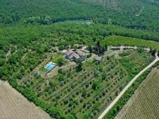 Le Pratola Luxury Villa in Chianti with Heated Pool, top rated reviews. - Gaiole in Chianti vacation rentals
