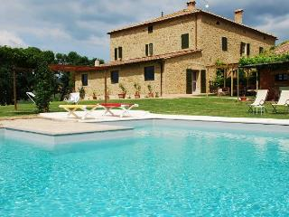 6 bedroom House with Private Outdoor Pool in Pienza - Pienza vacation rentals