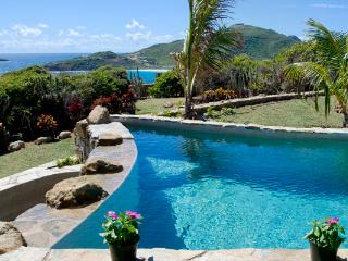 ROSA VILLA..4 BR located in the gated community of Red Pond Estates on St. Maarten - Saint Martin-Sint Maarten vacation rentals