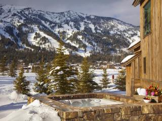 Comfortable 3 bedroom House in Teton Village - Teton Village vacation rentals