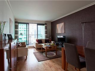 MoLi Dockland West 2BR apt in Canary Wharf  - London vacation rentals